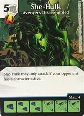 She-Hulk - Avengers Disassembled
