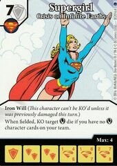 Supergirl - Crisis on Infinite Earths
