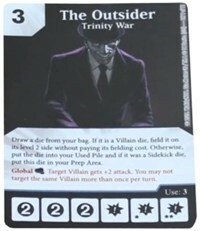 The Outsider - Trinity War
