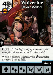 Wolverine - Xaviers School