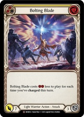 Bolting Blade - Unlimited Edition