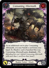 Consuming Aftermath (Red) - Unlimited Edition
