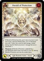 Herald of Protection (Yellow) - Unlimited Edition