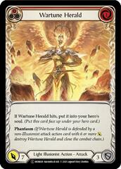 Wartune Herald (Red) - Unlimited Edition
