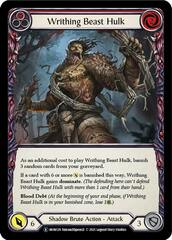 Writhing Beast Hulk (Red) - Unlimited Edition