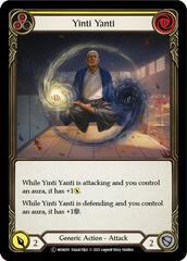 Yinti Yanti (Yellow) - Unlimited Edition