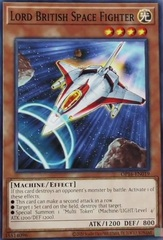 Lord British Space Fighter - OP16-EN019 - Common - Unlimited Edition