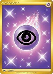 Psychic Energy - 232/198 - Secret Rare
