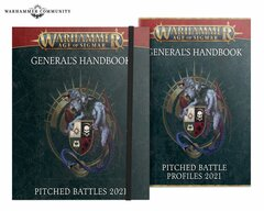 Generals Handbook: Pitched Battles 2021 En