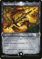 Blackblade Reforged - The List