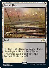 Marsh Flats - Foil - Prerelease Promo