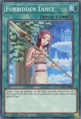 Forbidden Lance - EGO1-EN029 - Common - 1st Edition