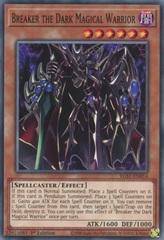 Breaker the Dark Magical Warrior - EGS1-EN014 - Common - 1st Edition