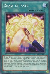 Draw of Fate - EGS1-EN033 - Common - 1st Edition