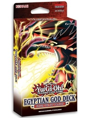 Egyptian God Deck: Slifer the Sky Dragon - 1st Edition (Set of 3)
