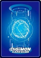 Commandramon - BT4-063 - P (Great Legend Pre-Released Pack)