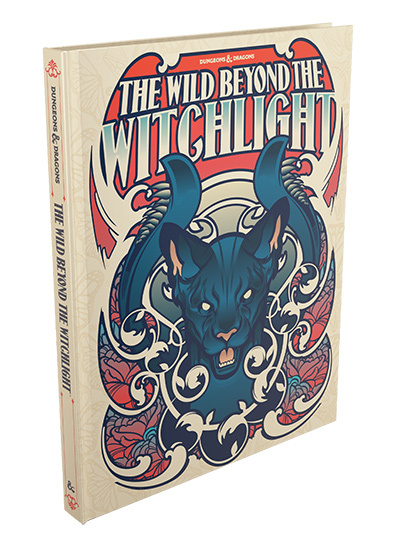 Dungeons & Dragons: The Wild Beyond the Witchlight Limited Edition LIMIT 1 PER CUSTOMER