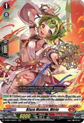 Blaze Maiden, Mirin - D-SS01/005EN - RRR