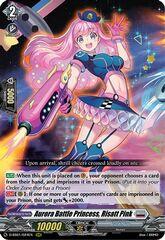 Aurora Battle Princess, Risatt Pink - D-SS01/024EN - RRR