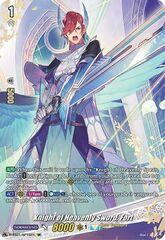 Knight of Heavenly Sword, Fort - D-SS01/SP15EN - SP