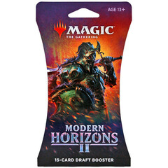 Modern Horizons 2 Draft Booster Sleeved Pack