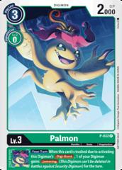 Palmon - P-032 - P - Foil (Great Legend Power Up Pack)