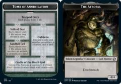 Tomb of Annihilation // The Atropal Token
