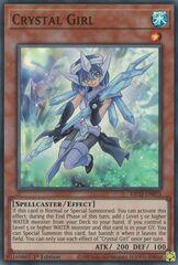 Crystal Girl - KICO-EN015 - Super Rare - 1st Edition