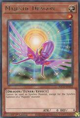 Majestic Dragon - KICO-EN032 - Rare - 1st Edition