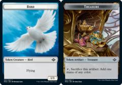Bird Token // Treasure Token (021)