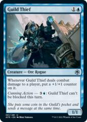 Guild Thief - Foil