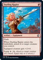 Dueling Rapier - Foil