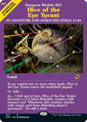 Hive of the Eye Tyrant - Dungeon Module