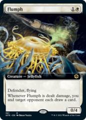 Flumph - Foil - Extended Art