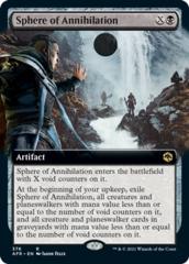 Sphere of Annihilation - Extended Art
