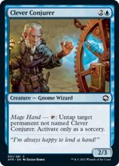 Clever Conjurer - Foil