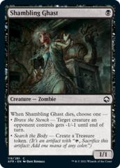 Shambling Ghast - Foil