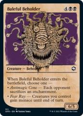Baleful Beholder - Foil - Showcase