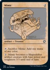 Mimic - Foil - Showcase