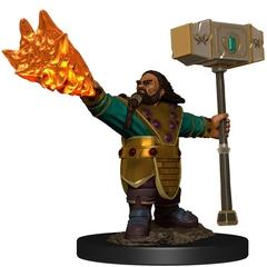 D&D Premium Painted Figure: W6 Dwarf Cleric Male
