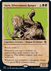 Varis, Silverymoon Ranger - Showcase
