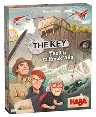 [DEPRECATED] The Key: Theft at Cliffrock Villa