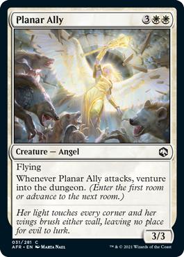 Planar Ally - Foil