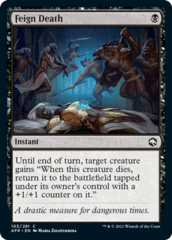 Feign Death - Foil
