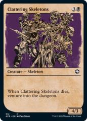 Clattering Skeletons - Showcase