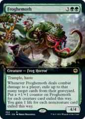 Froghemoth - Foil - Extended Art