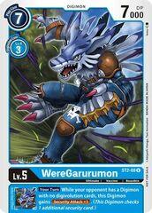 WereGarurumon - ST2-08 - R (Tamer Party Promo)