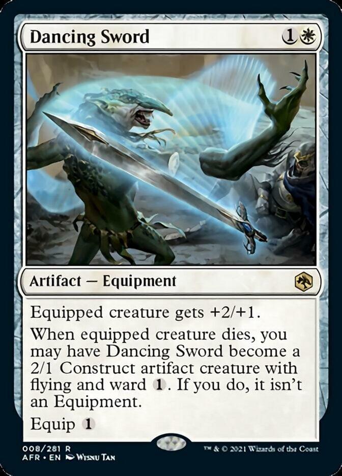 Dancing Sword - Foil