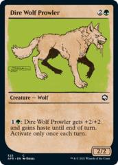 Dire Wolf Prowler - Showcase