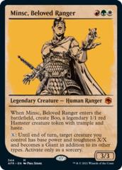 Minsc, Beloved Ranger - Showcase